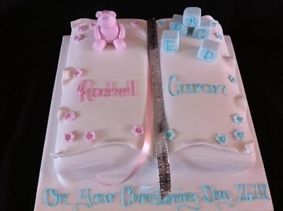 Cakes For Christening Glasgow
