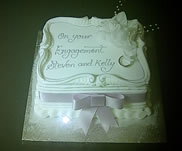 Traditional Cake-£25/ £35/ £45
