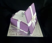 Wedding Ring Box-£60