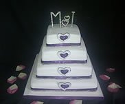 Wiston Wedding cake-from £120