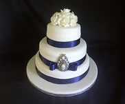 Paxton Wedding Cake-from £120