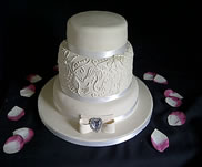 Balfron Wedding cake-from £120