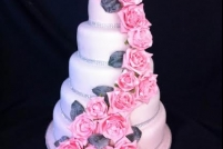 Calder Wedding Cake-from £120