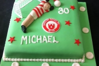 goalkeeper cake-£50