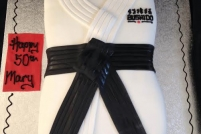martial arts suit-£40