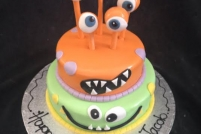 2 tier monster cake -£45