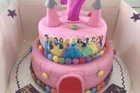 disney princess castle-£45