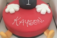 mickey mouse cake-£50
