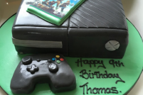 xbox one and game-£50